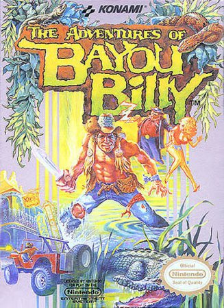 Adventures of Bayou Billy, The [RUS]