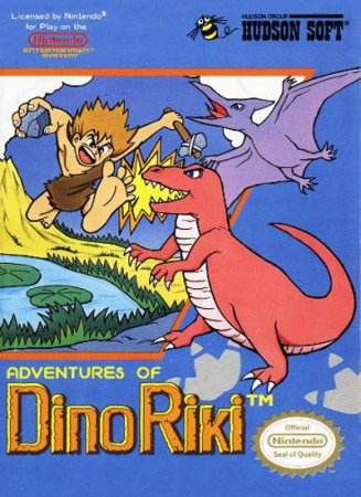 Adventures of Dino Riki, The