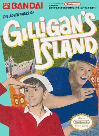 Adventures of Gilligan's Island, The [RUS]