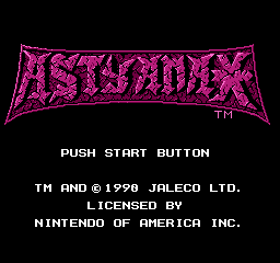 Astyanax [RUS]