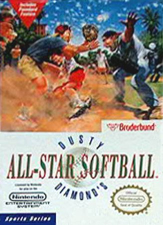 Играть онлайн в Dusty Diamond's All-Star Softball