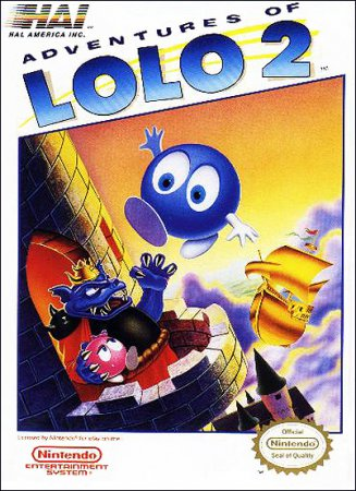 Adventures of Lolo 2 [RUS]