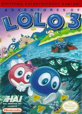 Adventures of Lolo 3 [RUS]