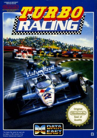 Игра Al Unser Jr. Turbo Racing