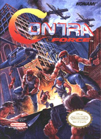 Contra Force (RUS)