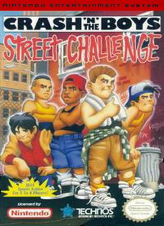 Игра Crash 'n the Boys - Street Challenge