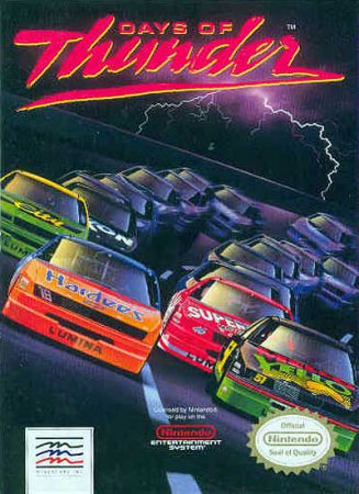 Играть онлайн в Days of Thunder