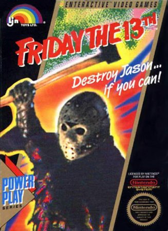 Играть онлайн в Friday the 13th [RUS]