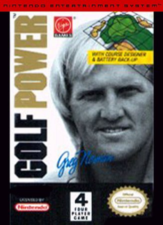 Игра Greg Norman's Golf Power