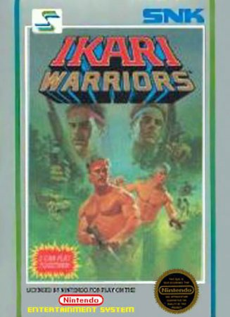 Игра Ikari Warriors