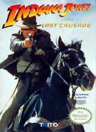 Игра Indiana Jones and the Last Crusade (Taito)