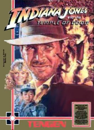 Игра Indiana Jones and the Temple of Doom
