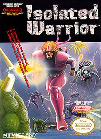 Игра Isolated Warrior [RUS]