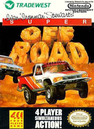 Игра Ivan Ironman Stewart's Super Off-Road