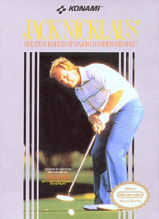 Игра Jack Nicklaus' Greatest 18 Holes of Major Championship Golf