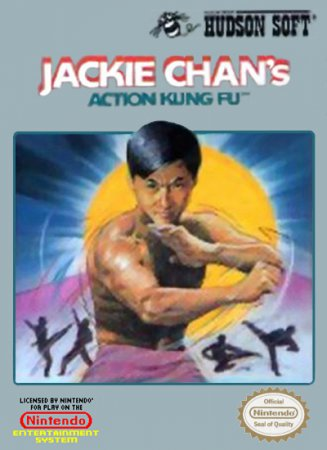 Игра Jackie Chan's Action Kung Fu