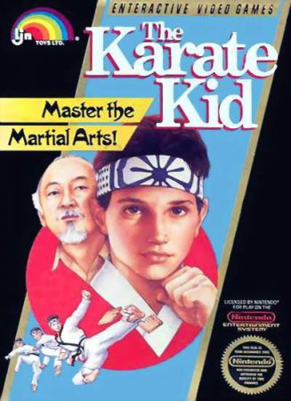 Играть онлайн в Karate Kid, The