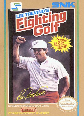 Игра Lee Trevino's Fighting Golf