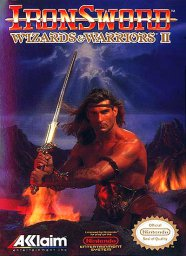 Игра Ironsword - Wizards & Warriors II