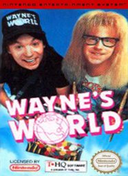 Игра Wayne's World