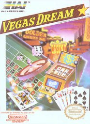 Играть онлайн в Vegas Dream
