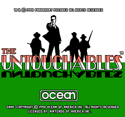 Untouchables, The