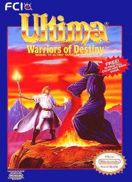 Ultima - Warriors of Destiny