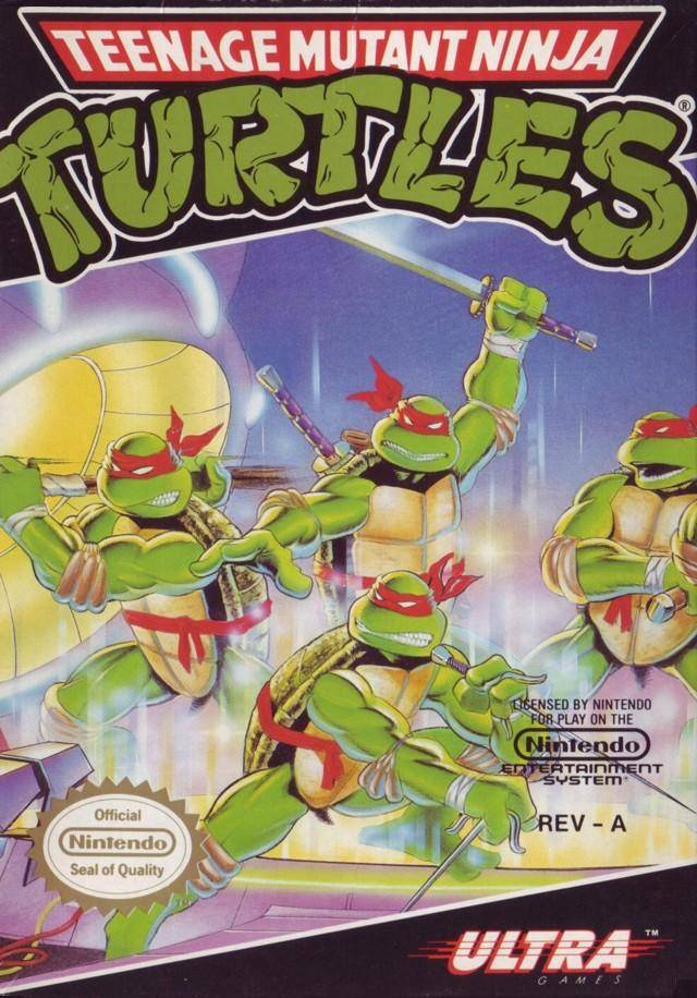 Teenage Mutant Ninja Turtles (RUS)