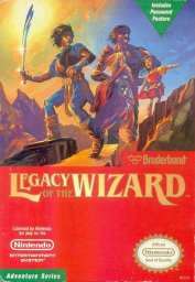 Игра Legacy of the Wizard