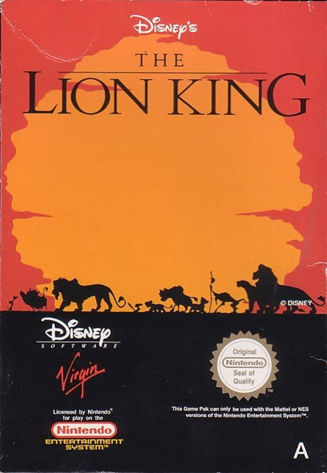 Игра Lion King, The