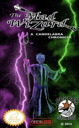 Игра Mad Wizard - A Candelabra Chronicle, The