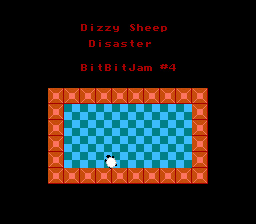Игра Dizzy Sheep Disaster