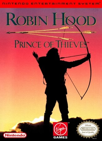 Игра Robin Hood - Prince of Thieves
