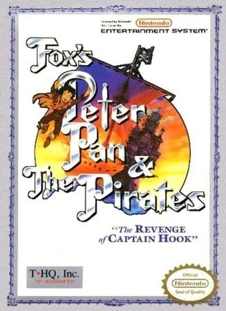 Fox's Peter Pan & the Pirates: The Revenge of Captain Hook