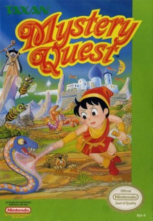 Игра Mystery Quest