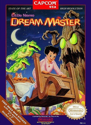Little Nemo: The Dream Master [RUS]