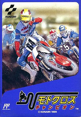 Играть онлайн в Motocross Champion