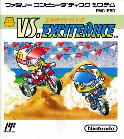 Играть онлайн в Vs. Excitebike