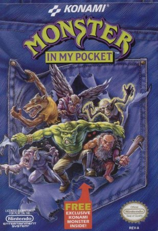 Monster In My Pocket [RUS]
