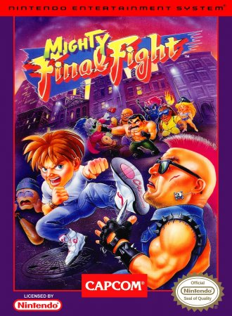 Mighty Final Fight [RUS]