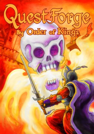 Играть онлайн в Quest Forge: By Order of Kings