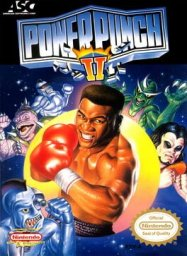 Играть онлайн в Power Punch 2